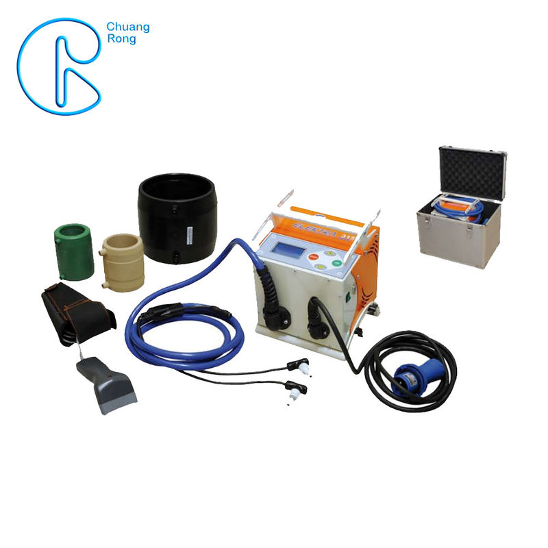 Elektra 315 Electrical Welding Machine , HDPE Pipe Jointing Machine